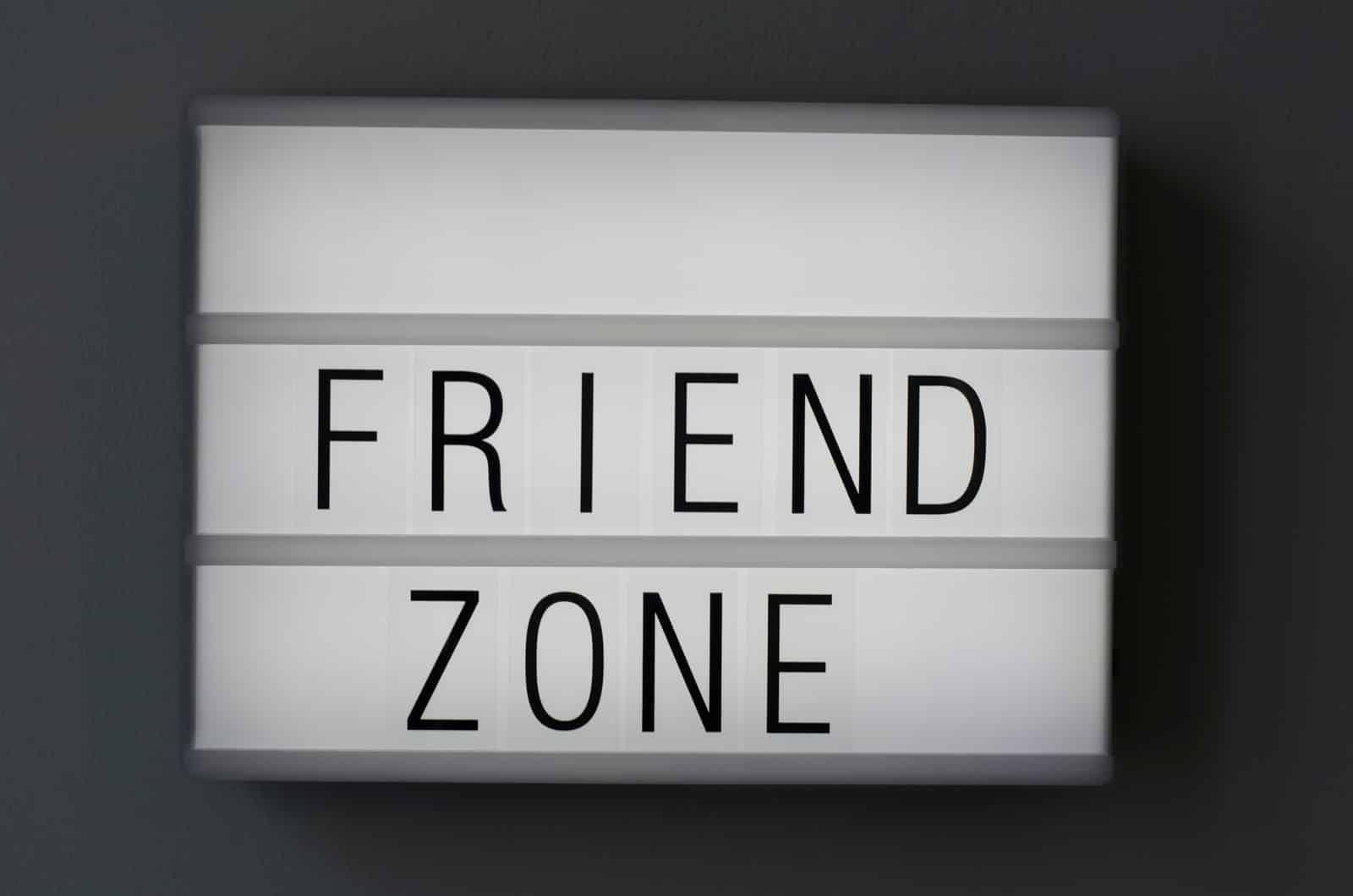 """Zit jij in de """"friend zone"""" met een man die je leuk vindt?"""