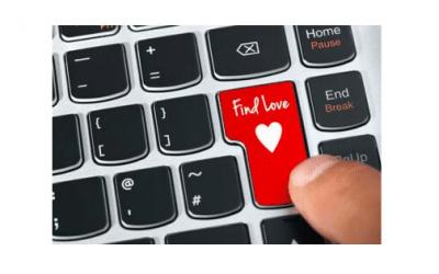 Wat als de man waarmee ik date weer online is op een dating website?